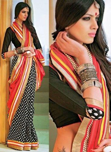Silk cotton sarees 4