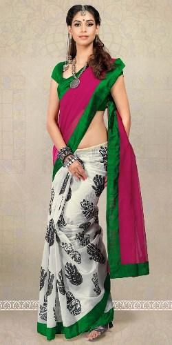 articles on organic sarees
