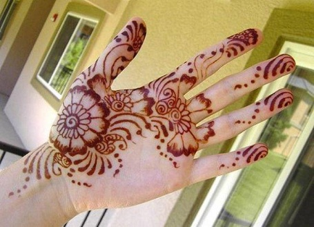 Simple And Easy Mehandi Designs 55