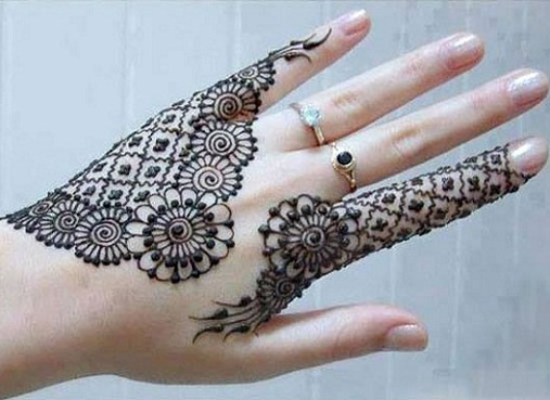 Simple And Easy Mehandi Designs 56