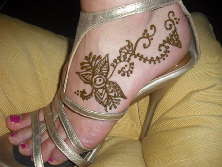 Simple And Easy Mehandi Designs 60