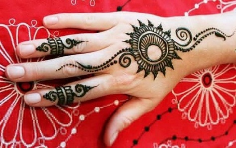 Simple And Easy Mehandi Designs 66