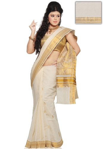 articles with silk cotton sarees
