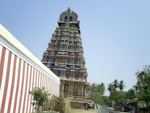 Suryanar Temple near Kumbakonam