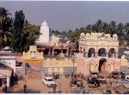 Suryanarayana Swamy Temple in Arasavalli