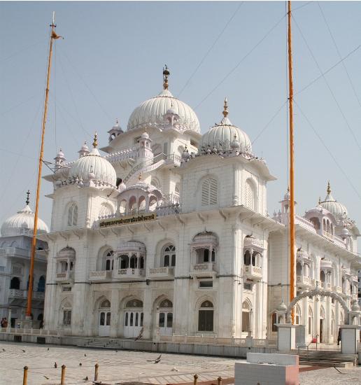Takht Sri Patna Sahib in Bihar