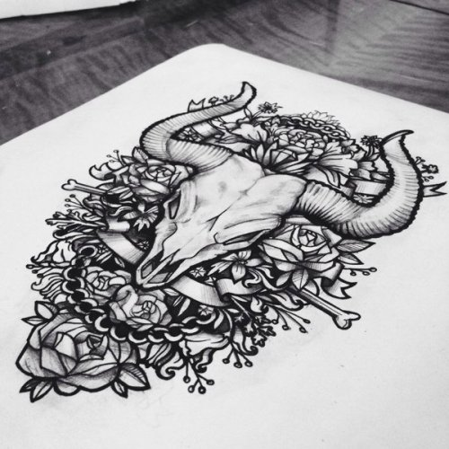 Tattoo Ideas Sketches: 18 Best Tattoo Sketch Designs For Men And Women