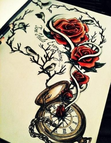 Tattoo sketches 4