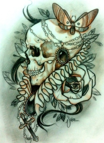 Tattoo sketches 6