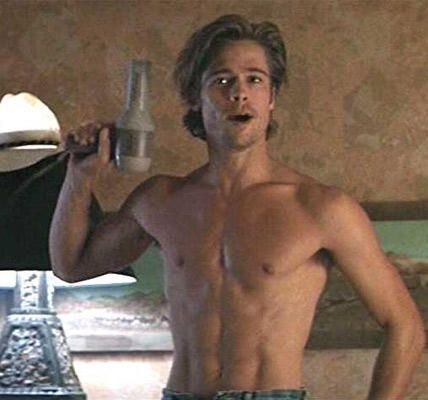 brad pitt without makeup7