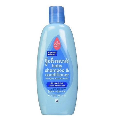 johnson baby shampoos