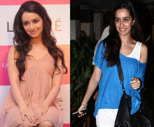 shraddha kapoor without makeup1