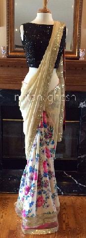 types of sarees 1