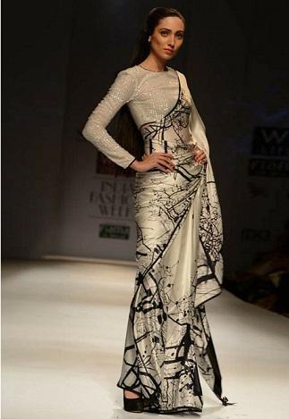 types of sarees 10