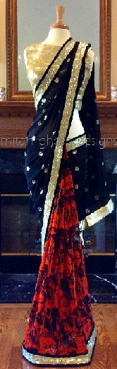 types of sarees 16
