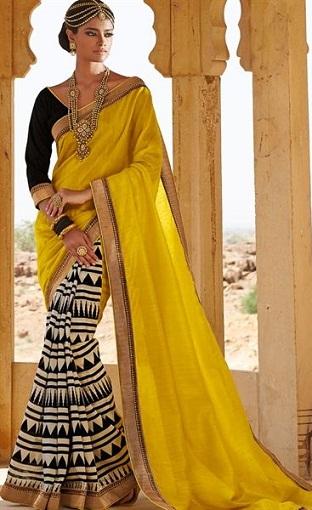 types of sarees 18