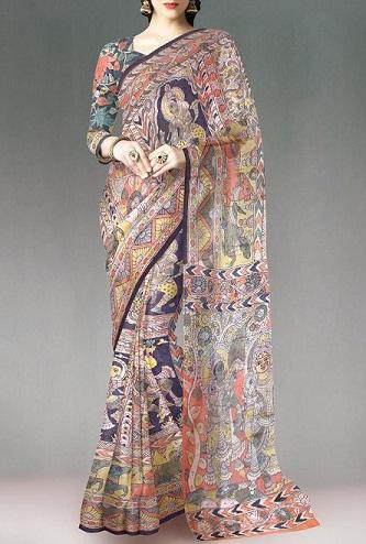 types of sarees 19