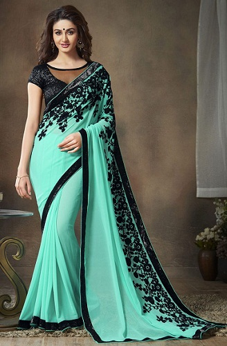 types of sarees 21