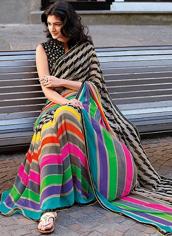 types of sarees 23