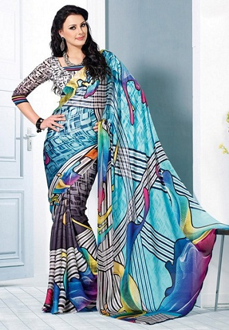 types of sarees 25