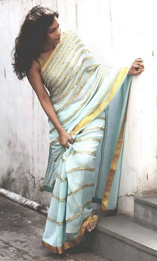 types of sarees 29