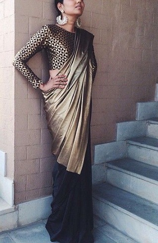 types of sarees 4