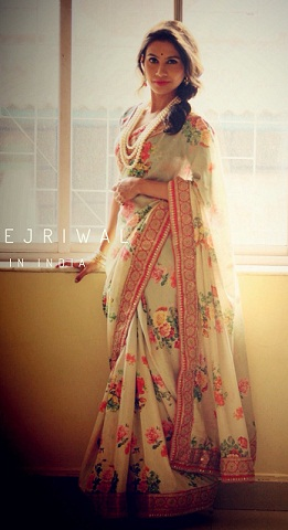 types of sarees 8
