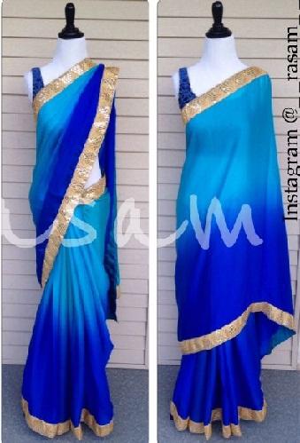 types of sarees 9