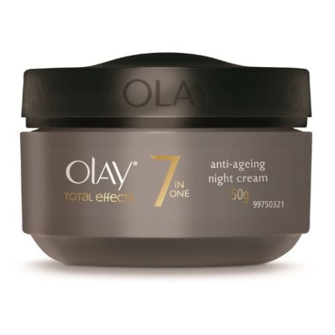 7-in1 Olay total effects anti-ageing night cream