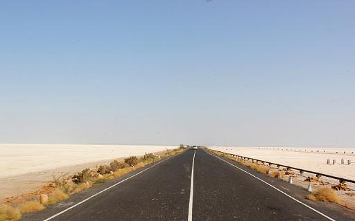 Ahmedabad to Kutch