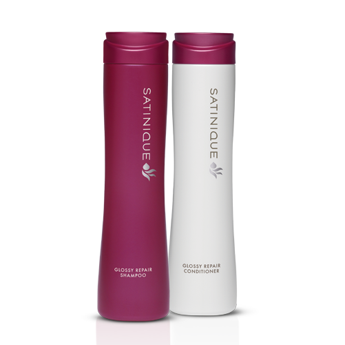 Amway Satinique glossy repair shampoo