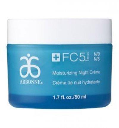 Arbonne FC5 moisturizing night cream