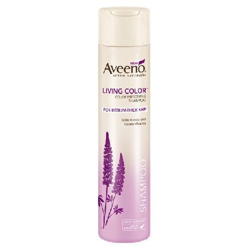 Aveeno Living Color Preserving Shampoo
