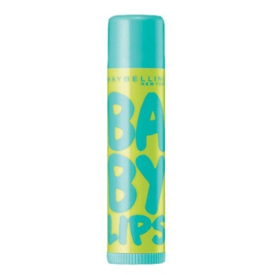 Baby lips Relieving menthol