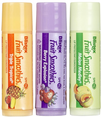 Blistex fruit smoothies lip balm