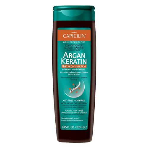 Capicilin Argan Keratin Shampoo