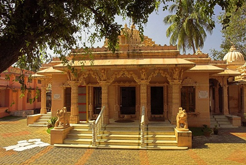 temples in cochin