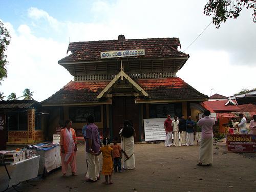 Ernakulam Shiva Temples