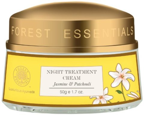 Forest Essential Night Treatment Jasmine and Patchouli Cream