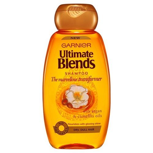 Garnier Ultimate Blends shampoo