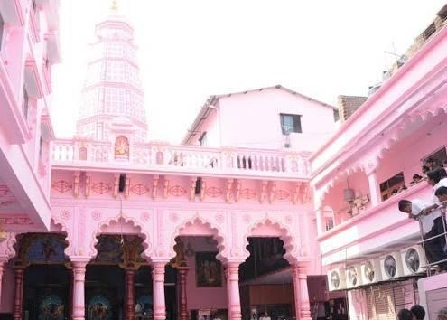 ISKCON Temple In Hyderabad