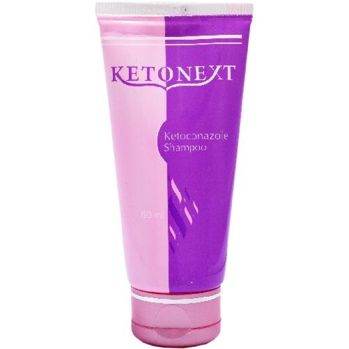 Ketonext Ketoconazole Shampoo