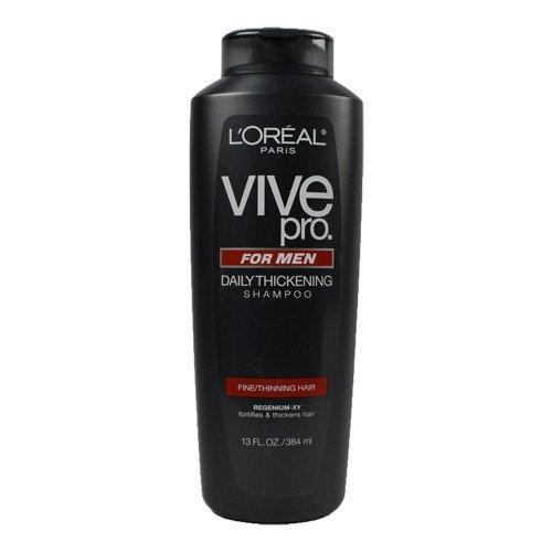 L'Oreal Paris Vive Pro for Men Daily Thickening Shampoo