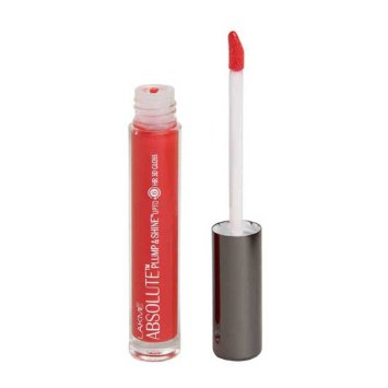 Lakme absolute plump and shine lip gloss, crimson shine