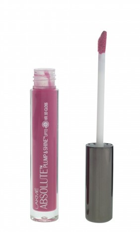 Lakme absolute plump and shine lip gloss, orchid shine