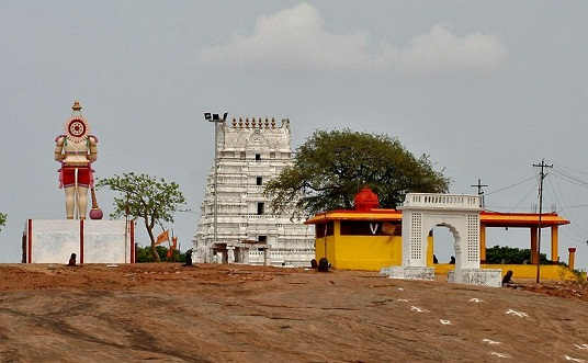 Lord Shiva Temple In Hyderabad