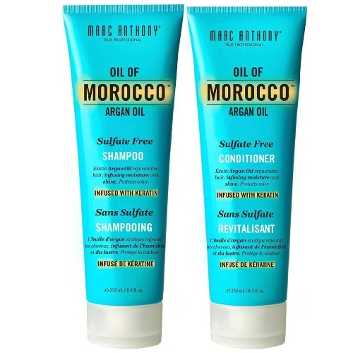Marc Anthony oil of Morocco argan oil treatment shampoo