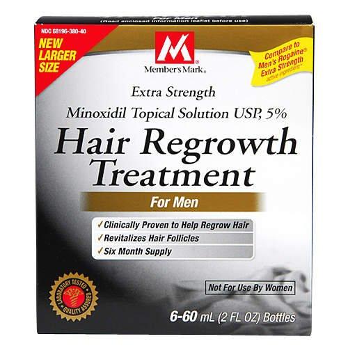 Member's mark minoxidil topical solution For Men