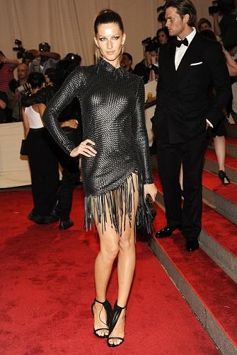 Mini Fringe Dress