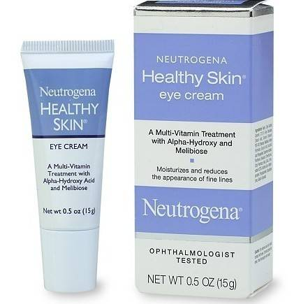 neutrogena eye creams